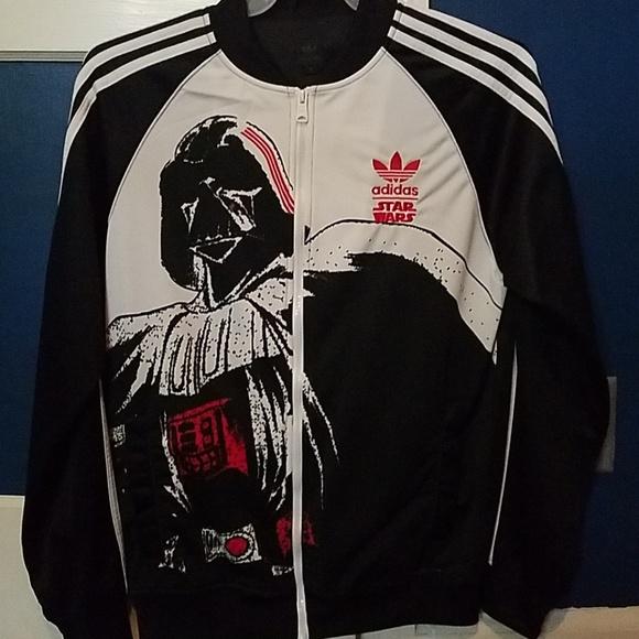 Darth Vader Adidas Jacket